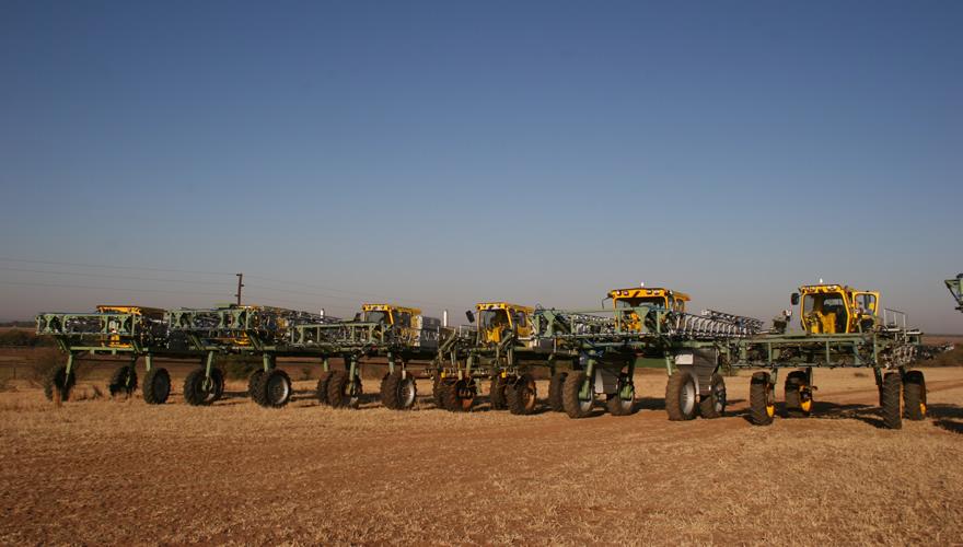 Peake equipment